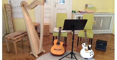 Harfe-und-Gitarren