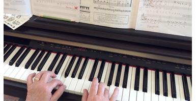 Klavieruebungen